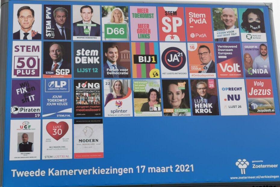 billboard verkiezingen 17 maart